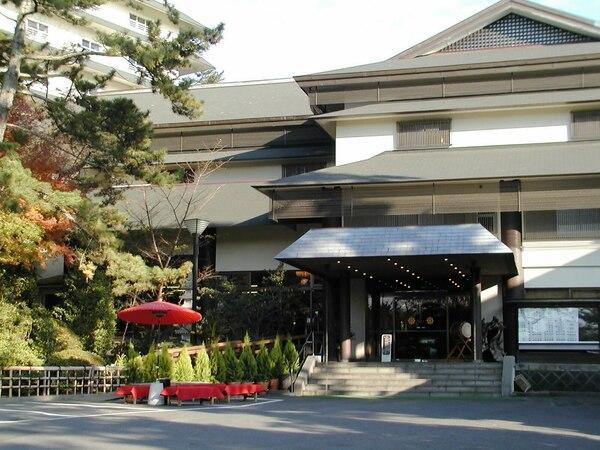 五浦海岸 ホテル 別館大観荘