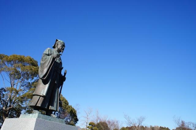 千波湖 イベント 黄門像広場