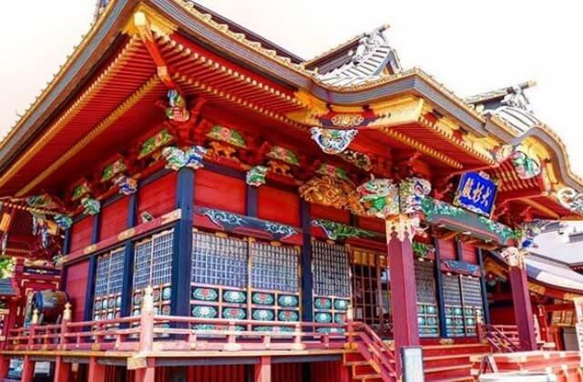あみプレミアムアウトレット 周辺の観光スポット おすすめ 大杉神社 稲敷市