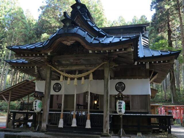 茨城県 神社 御岩神社 日立市
