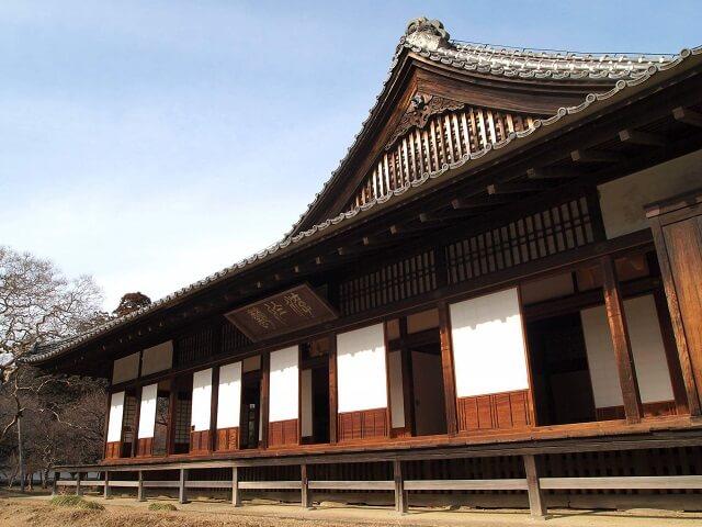 水戸駅の周辺 観光 弘道館 日本遺産