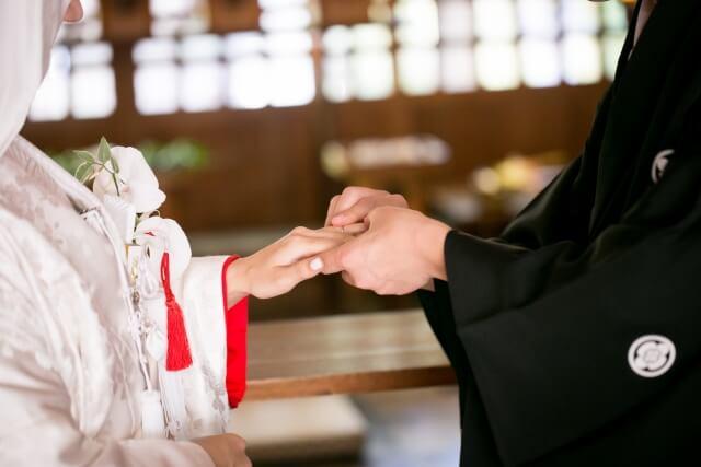 筑波山神社 縁結び 結婚式