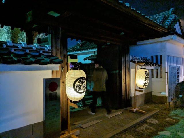 水戸 梅まつり 夜梅祭 弘道館