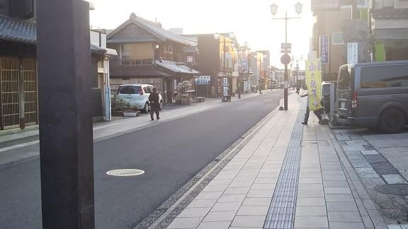 土浦 観光 中条通り
