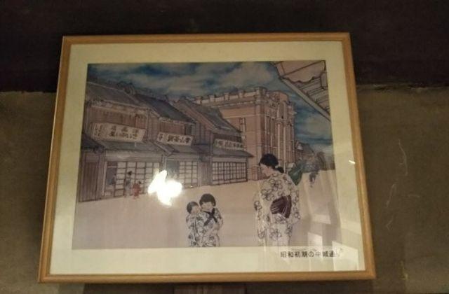 土浦観光 まちかど蔵 大徳 展示資料