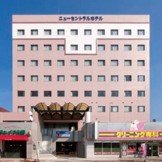 ひたちなか市 大洗町 ホテル 格安 ニューセントラルホテル勝田