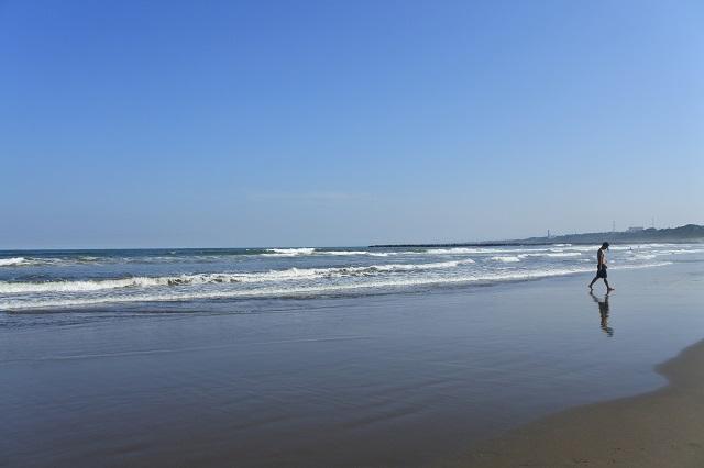 大洗 観光 大洗海岸 日帰り