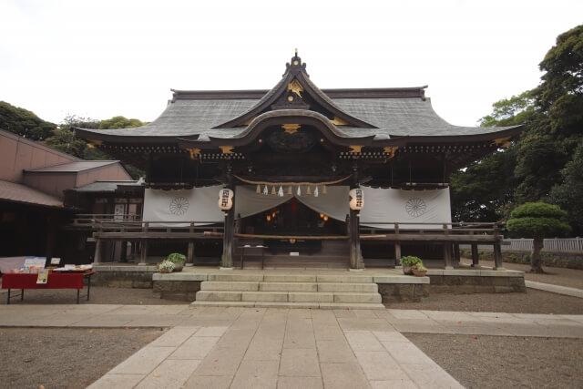 茨城県 神社 酒列磯前神社 ひたちなか市
