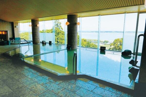 茨城 海水浴場 下津海水浴場 かんぽの宿潮来