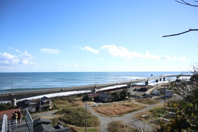 茨城 海水浴場 会瀬海水浴場