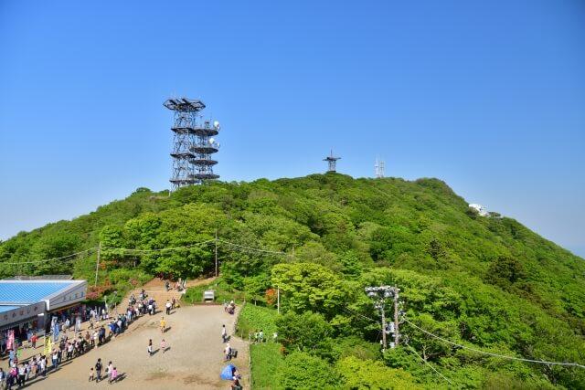 筑波山 アクセス 女体山