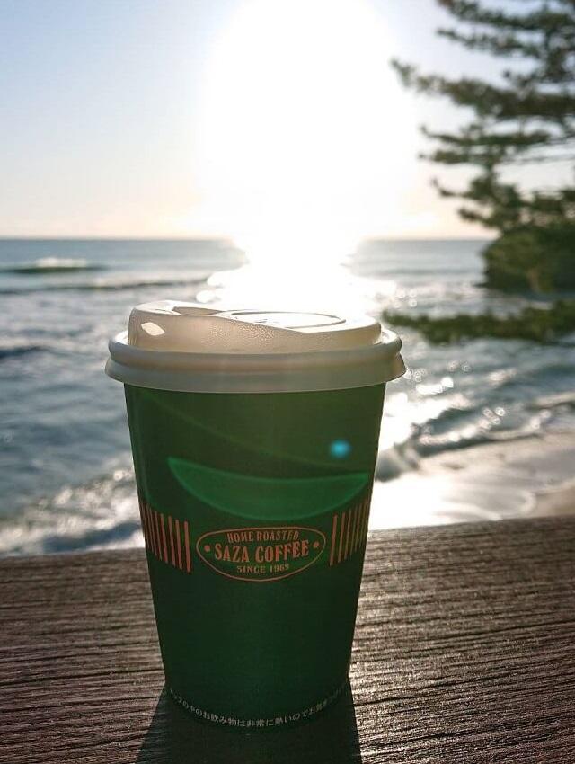 国民宿舎 鵜の岬 朝食 サザコーヒー 飲み放題