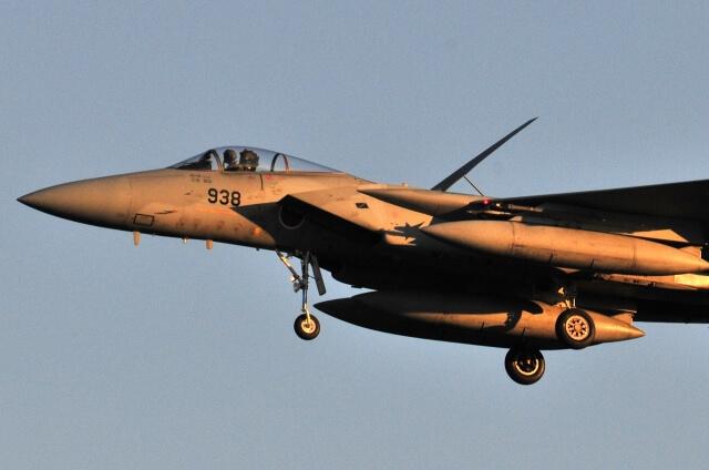 茨城空港 百里基地 戦闘機