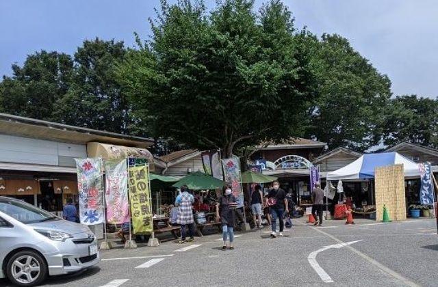 茨城 道の駅かつら 御前山