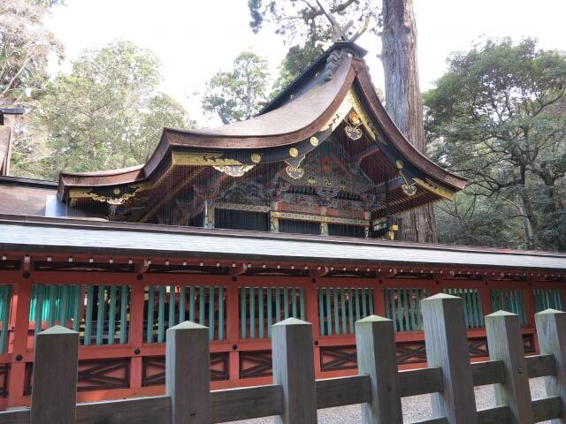 鹿島神宮 見どころ 本殿