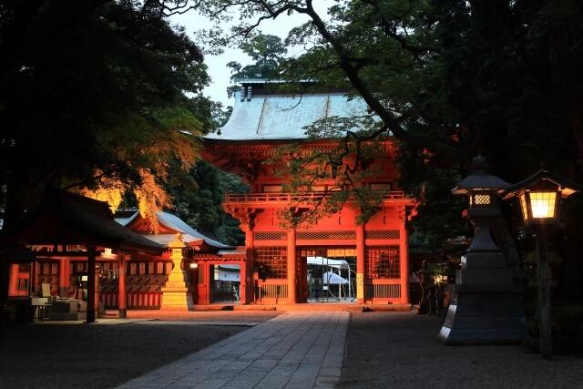 鹿島神宮 初詣 参拝時間