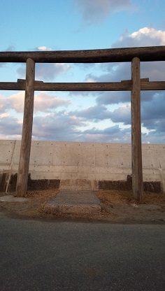 鹿島神宮 東の一の鳥居