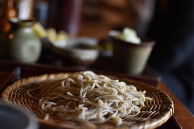 茨城 蕎麦 品種 常陸秋そば