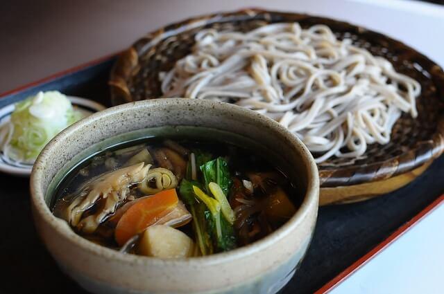 茨城 そば 郷土料理 けんちんそば