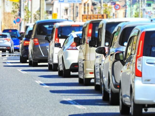 袋田の滝 紅葉 混雑 渋滞