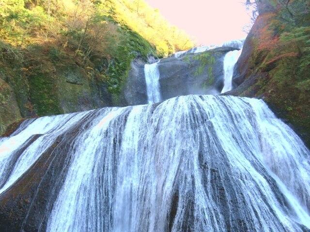 大子町 観光スポット 袋田の滝