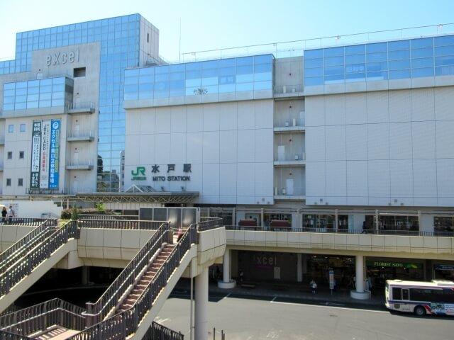 偕楽園 アクセス バス 水戸駅北口