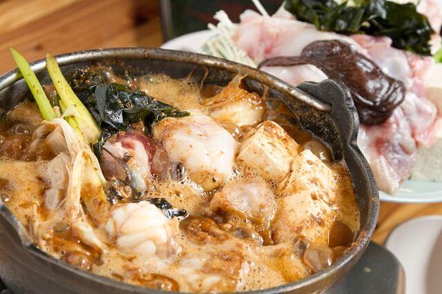 茨城観光 グルメ 名物 あんこう鍋 どぶ汁