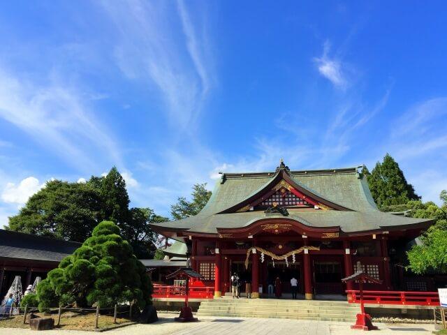 笠間芸術の森公園 周辺スポット 笠間稲荷神社