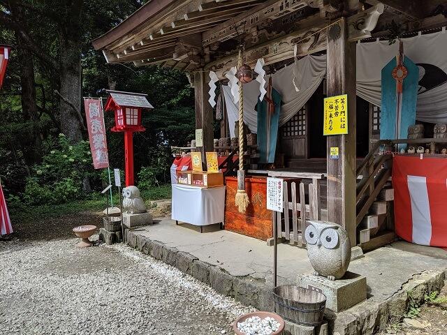 鷲子山上神社_本宮