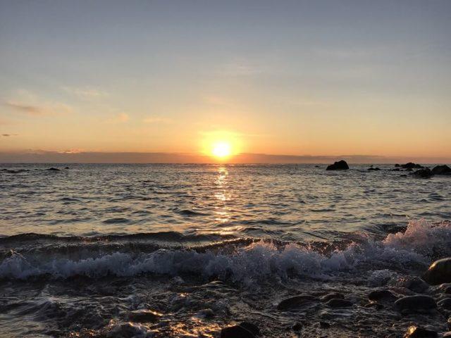 茨城 初日の出 スポット 平磯海岸