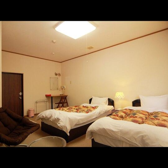 つくば駅 ホテル ホテル山久 部屋