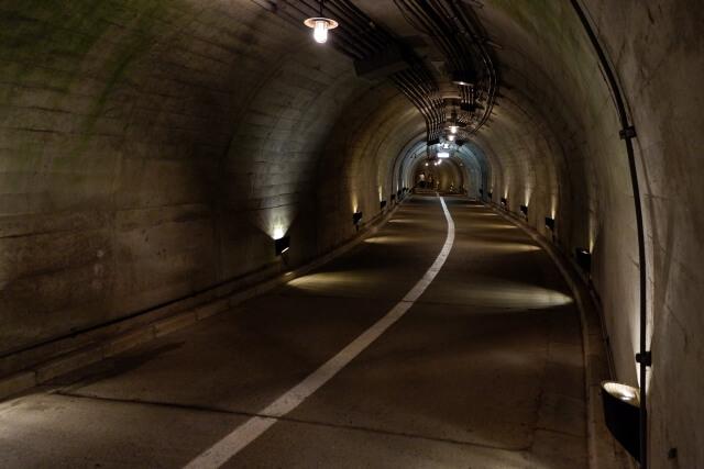 袋田の滝 行き方 ルート トンネル