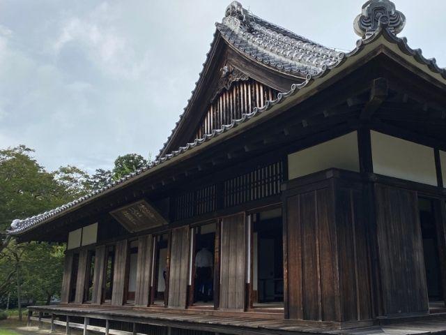 水戸城址 三の丸 弘道館