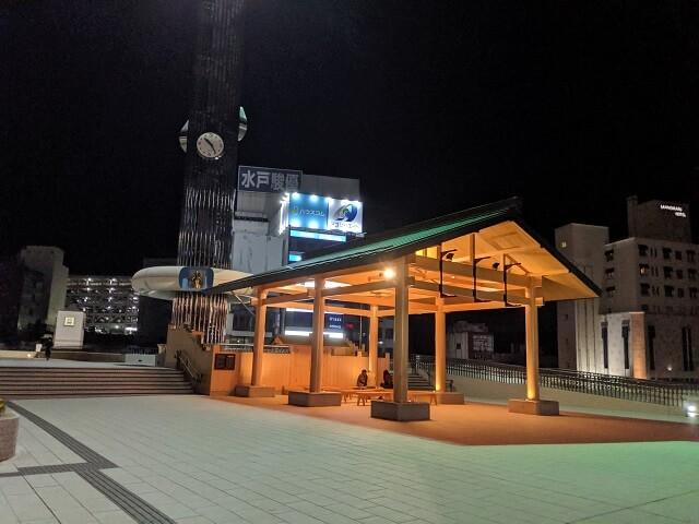 弘道館 アクセス 水戸駅から