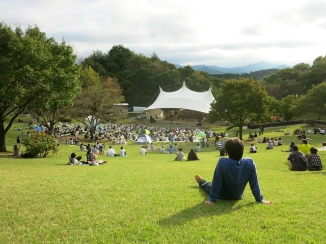 笠間市 笠間芸術の森公園