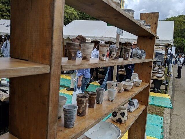 笠間芸術の森公園 イベント 陶器市