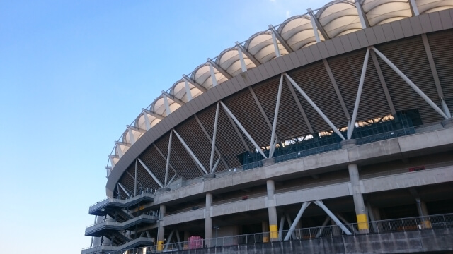 鹿島神宮 観光 カシマサッカースタジアム
