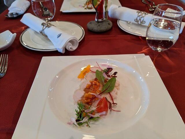 フェリチタ 水戸 ランチ 前菜