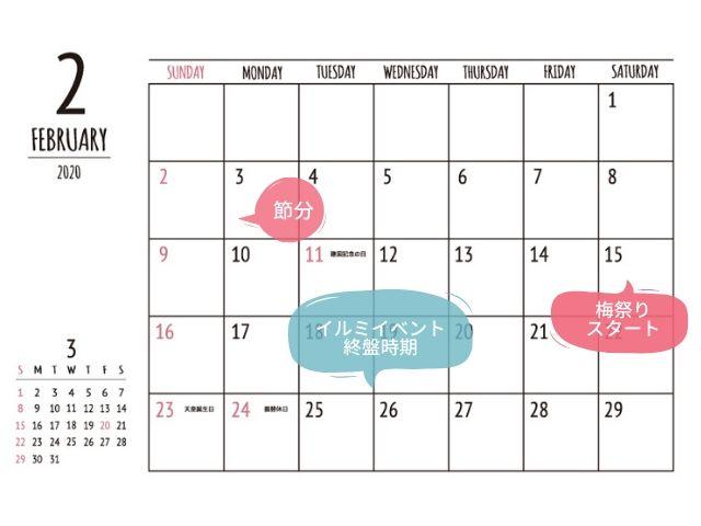 茨城 イベント 2月