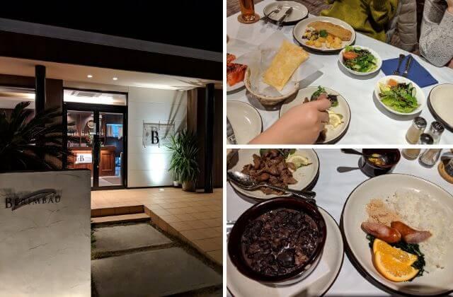 鹿島神宮 ランチ レストラン ベリンバウ