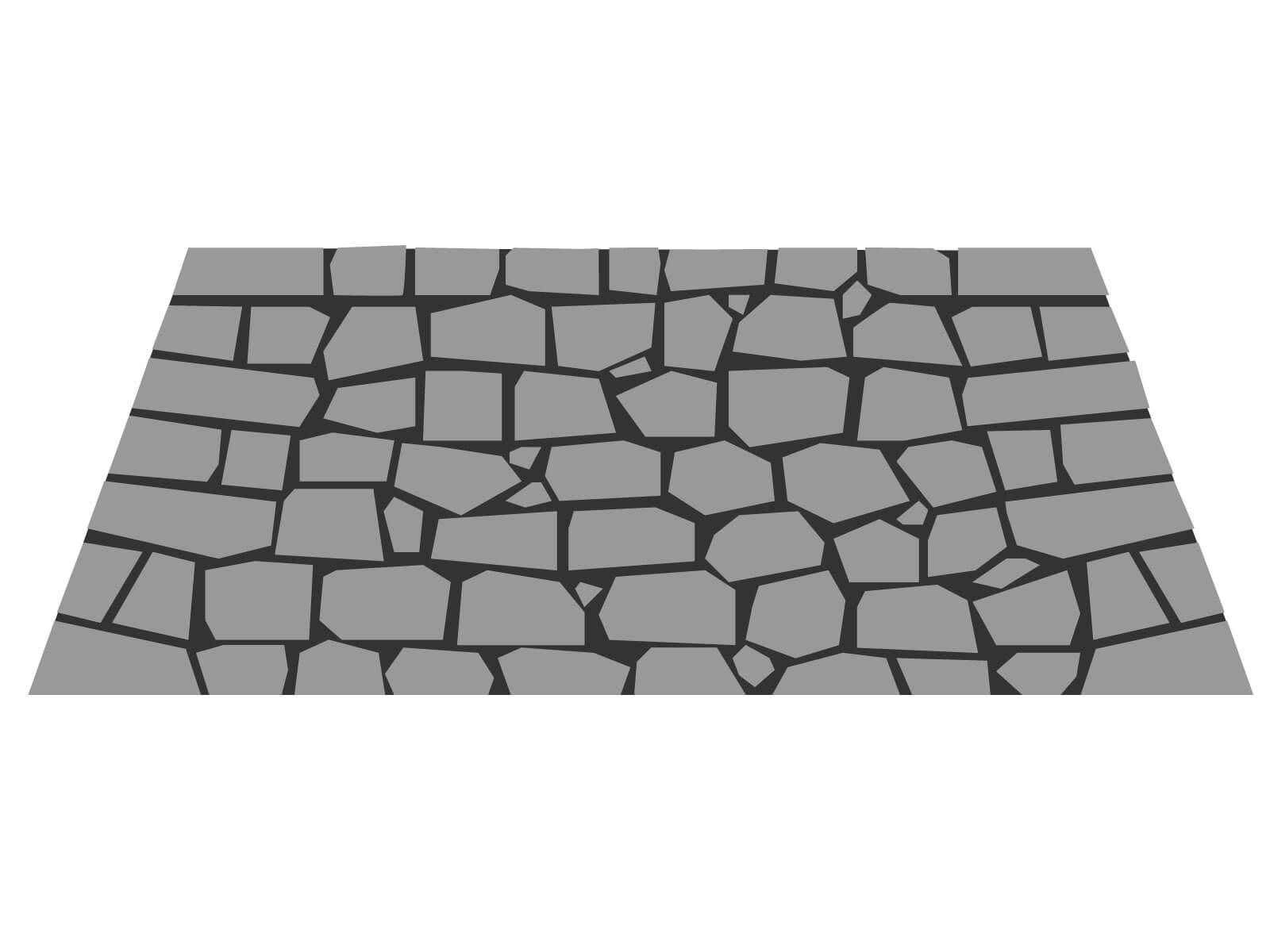 笠間城 石垣