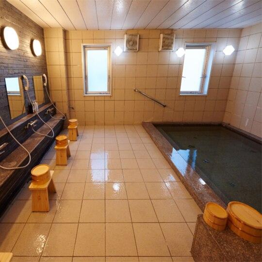 水戸 天然温泉 スーパーホテル水戸 梅里の湯
