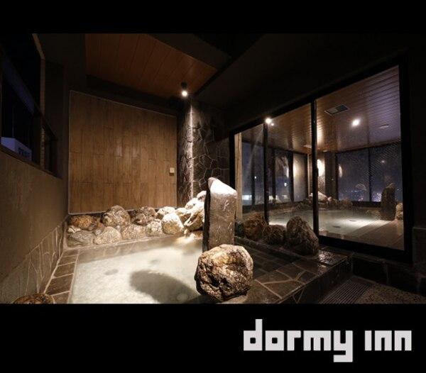 水戸 温泉 天然温泉香梅の湯 ドーミーイン 露天風呂