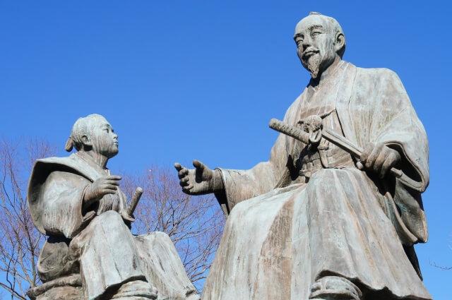 常磐神社 ご祭神 徳川斉昭