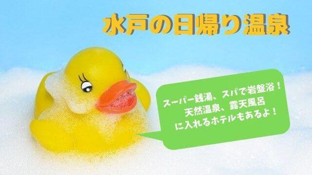 水戸 温泉 ホテル 日帰り スーパー銭湯