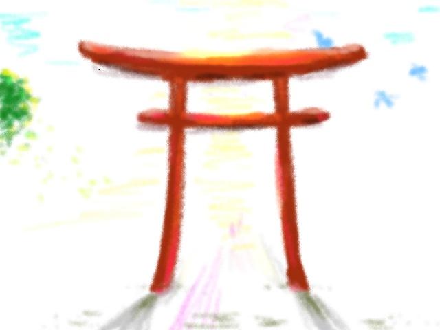 三竹山 一言主神社 由緒 御祭神 常総市
