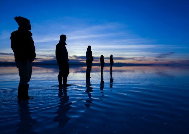 大洗サンビーチ海水浴場 リフレクションビーチ