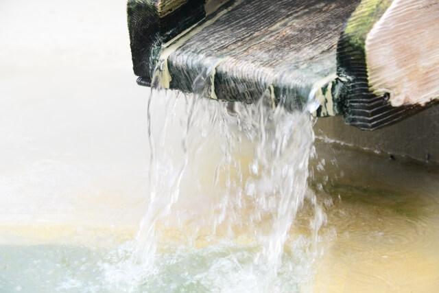 波崎シーサイドキャンプ場 温泉 露天風呂と家族風呂
