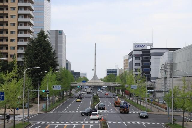 茨城県つくば市 観光 筑波研究学園都市