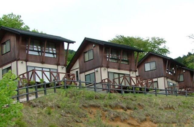 つくばねオートキャンプ場 ケビン 宿泊